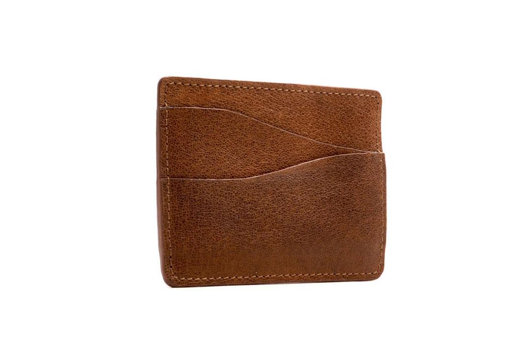 Kreditkarten-Etui Herren  Leder  braun Online-Shop