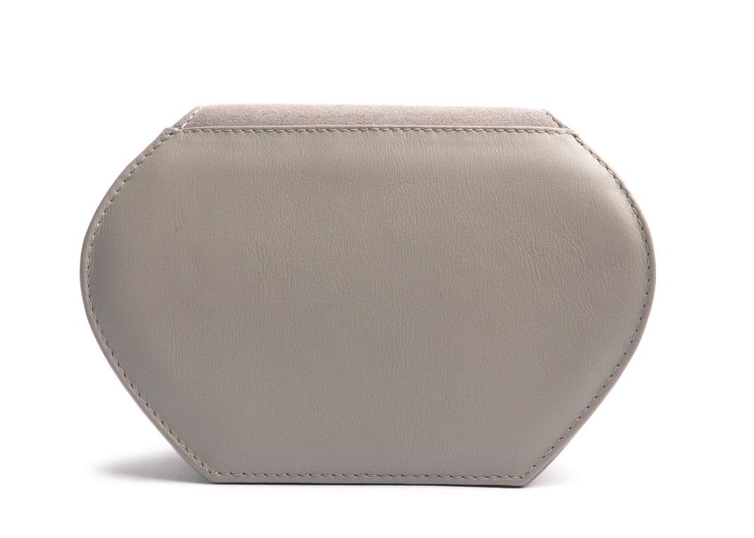 Dirndltasche ANNA grau Leder online versandkostenfrei kaufen OSTWALD Traditional Kraft
