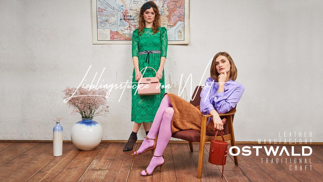 Fashion Label OWA Tracht, Desingertaschen, Vintagetaschen, Dirndltaschen, OWA Moden GmbH