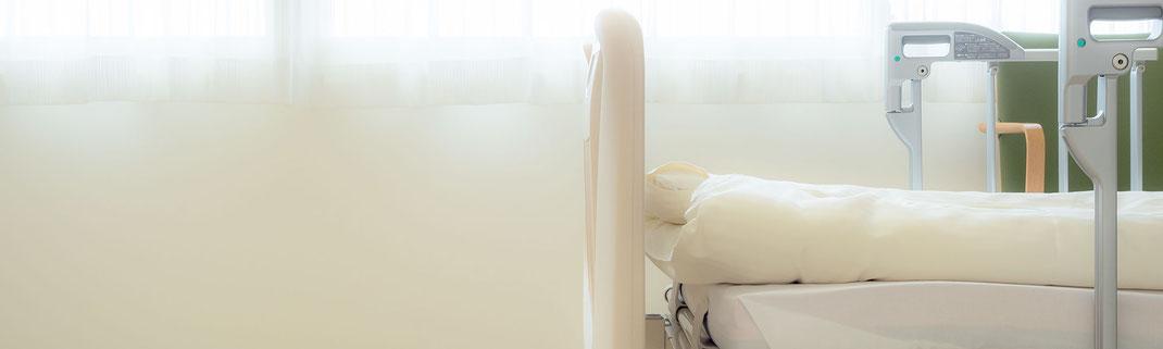 入院ベッドのイメージ画像