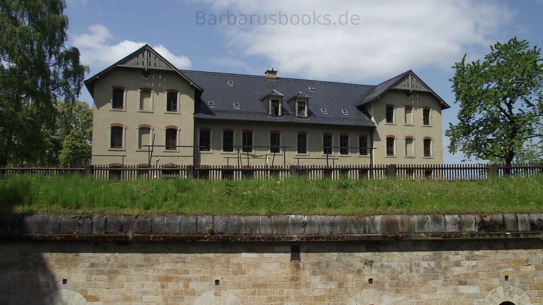 Gebäude Festung Königstein