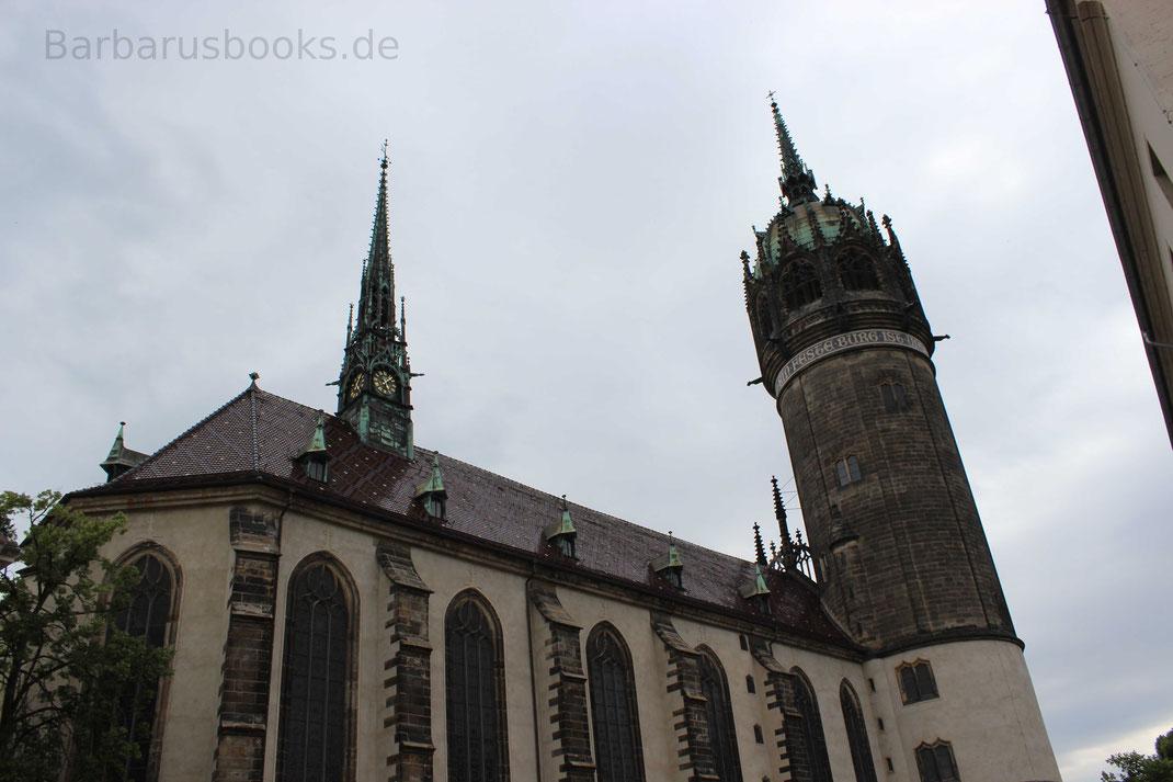 Schloss und Schlosskirche Lutherstadt Wittenberg