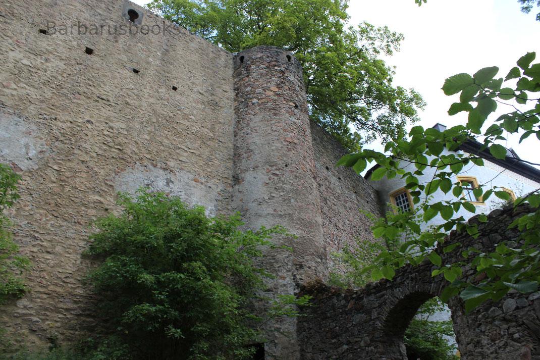 Burgruine Frauenstein Sachsen