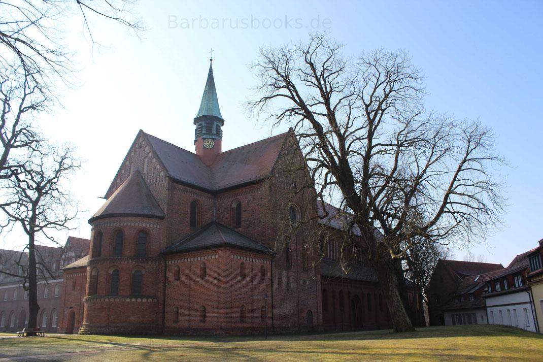 Kirchenschiff Kloster Lehnin