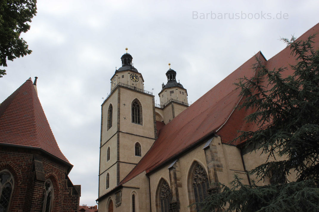 St. Marienkirche zu Lutherstadt Wittenberg