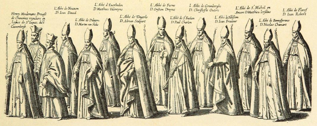 Frankreich Kardinäle Symbolbild geistliche Führer