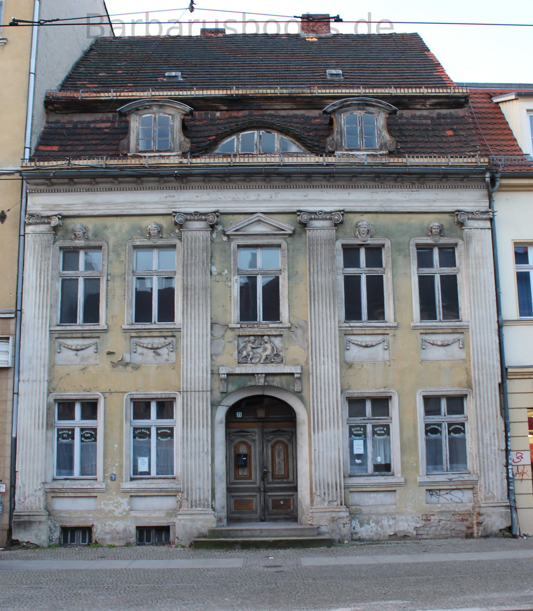 Haus in Brandenburg an der Havel