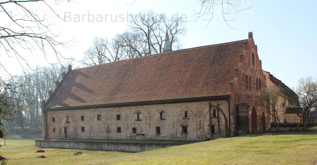 Kornspeicher Haus Kloster Lehnin Brandenburg