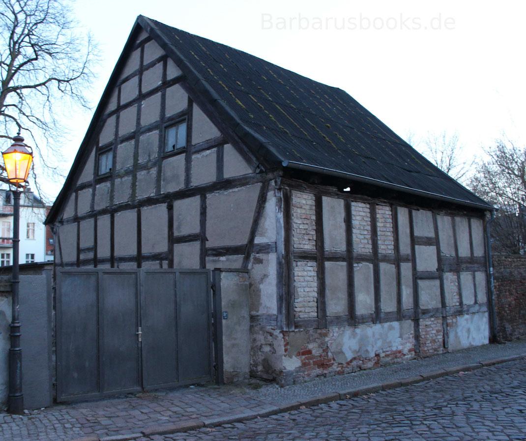 Fachwerkhaus in Brandenburg an der Havel