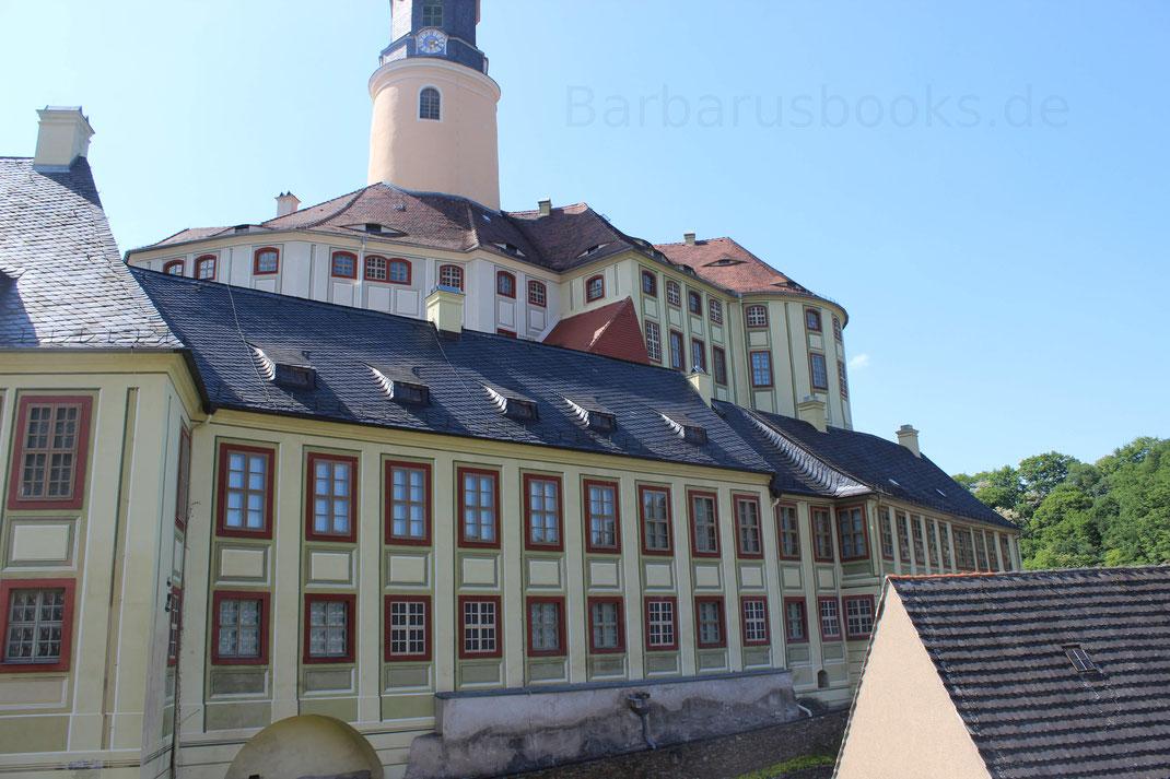 Schloss Weesenstein in Sachsen