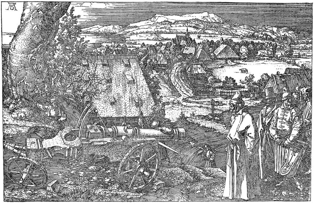 Feldgeschütz Türkenkriege
