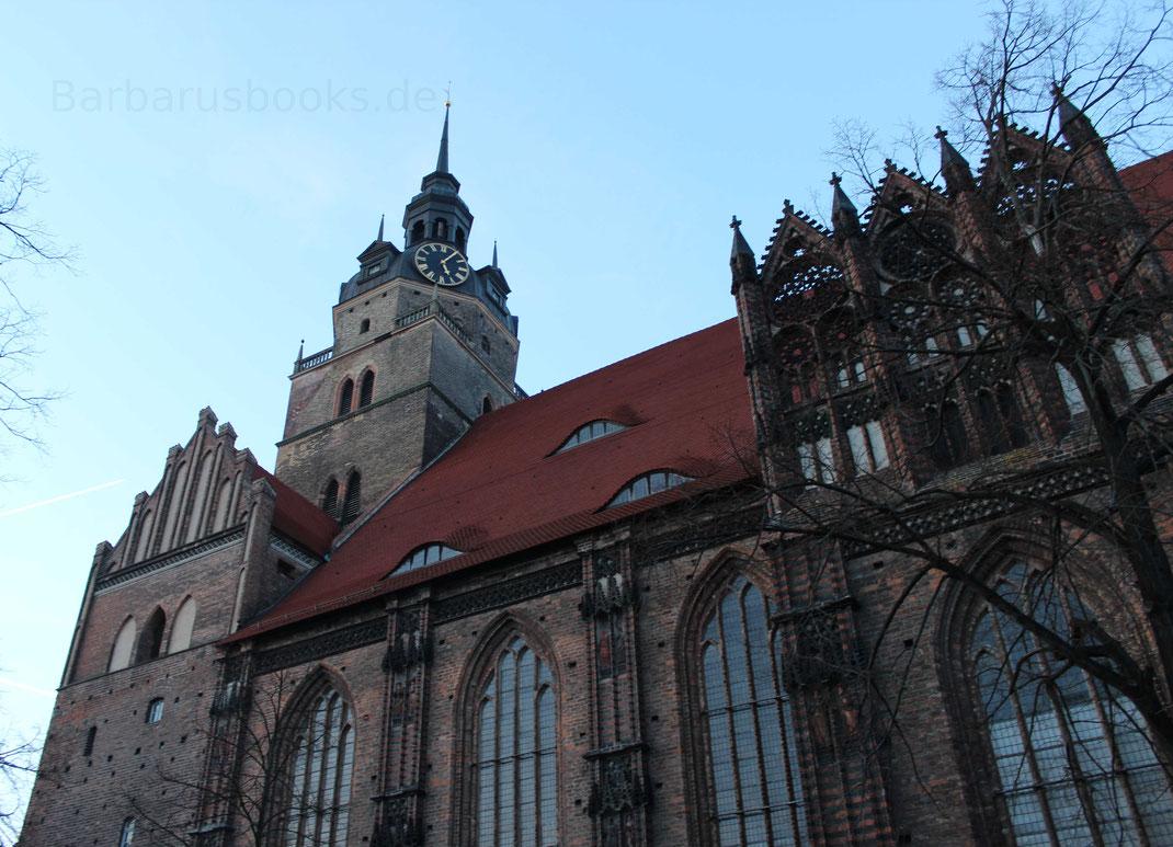 Außenfassade Dom Brandenburg