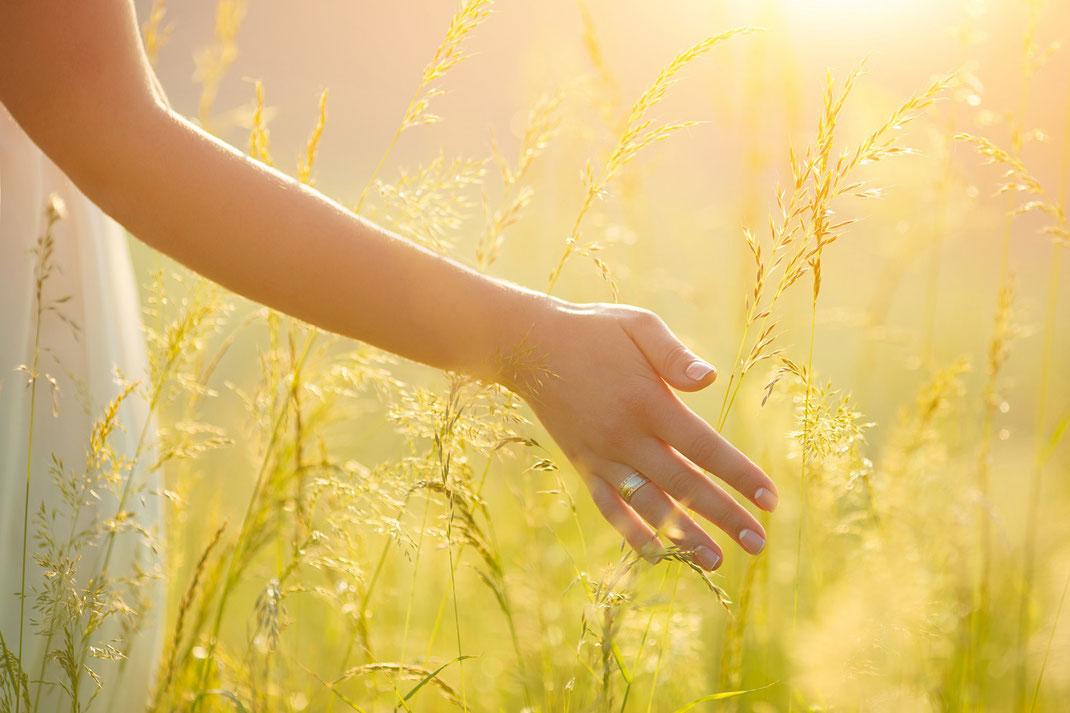 Gib deine eigene Widerstandshaltung auf und begegne dir selbst mit innerer Harmonie