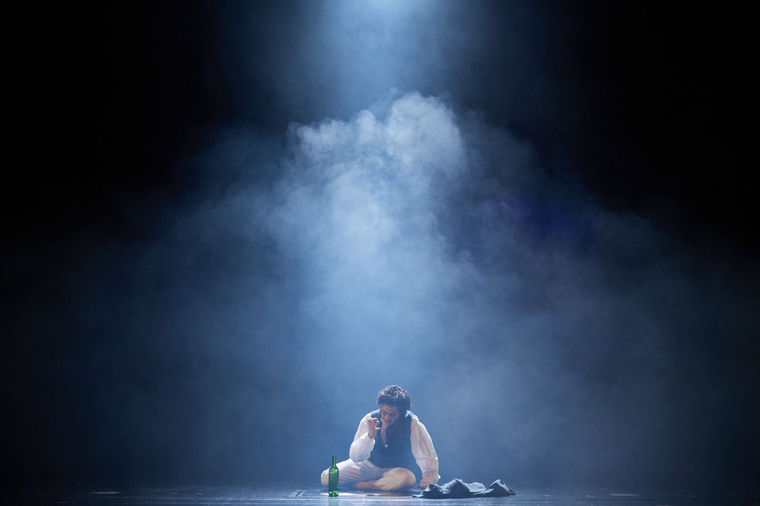 Was verbirgt sich hinter dem weit verbreiteten Bild von Schubert als gesellschaftlichem Unterhalter des idyllischen Biedermeier? Bei Tagesanbruch am Stadtrand von Wien, wo bettelnde Kriegskrüppel – Relikte der Napo- leonischen Kriege – an der Lan