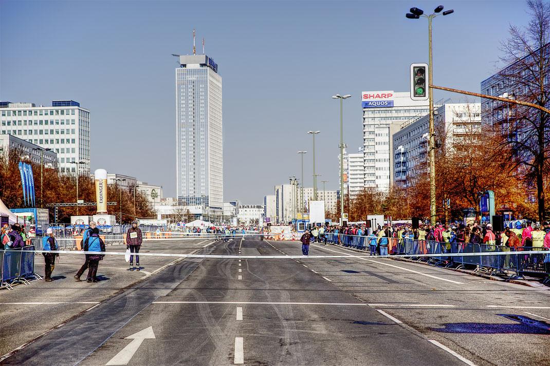 Foto Berlin Marathon.