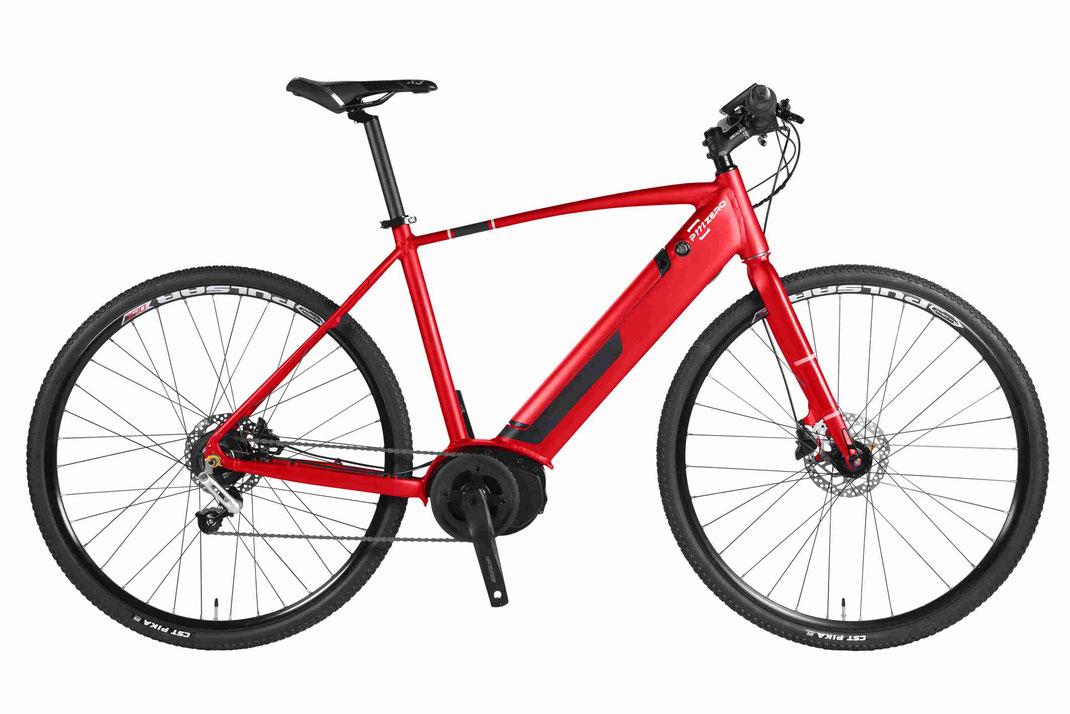 Bici elettrica Pmzero GRAVEL01 e-bike
