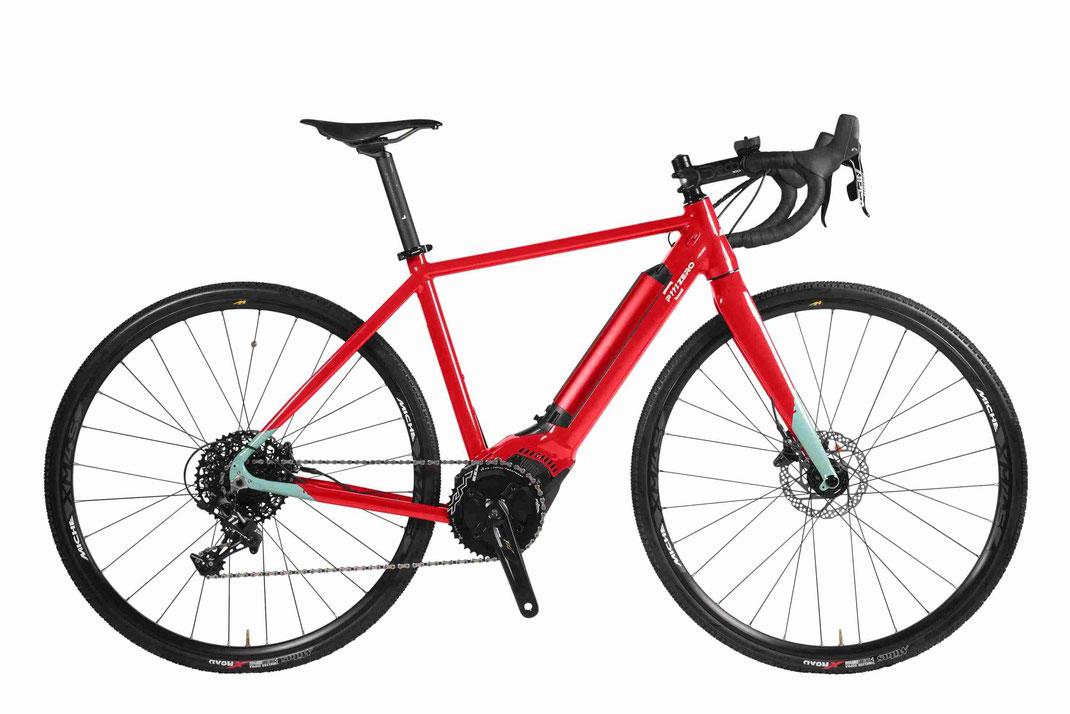 Bici-elettrica Pmzero CORSA01 e-bike