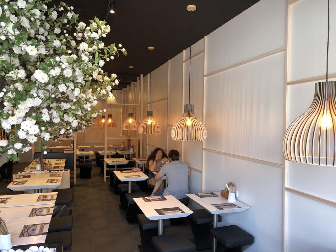 Restaurante Madrid Keisu Conecta