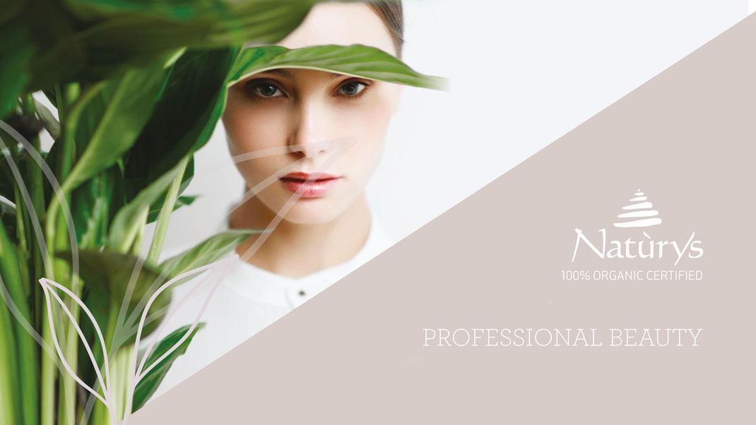 Naturys zertifizierte Naturkosmetik