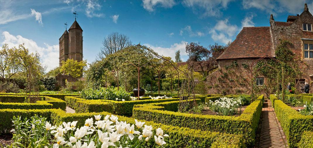 Fotoworkshop Südengland, Gärten, Sissinghurst