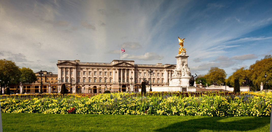 London Calendar 2016, London, Buckingham Palace, Sebastian Kaps