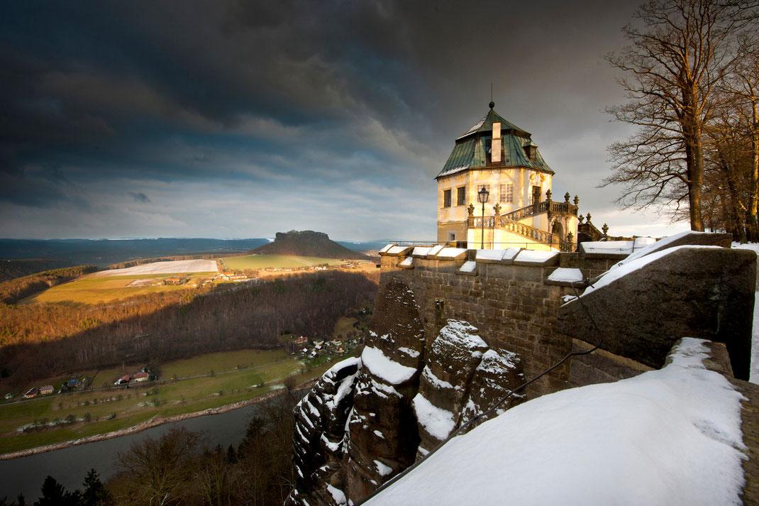 Festung Königstein, Sachsen