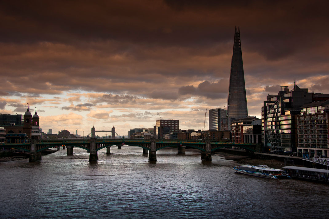 London, cityscapes, The Shard, Sebastian Kaps
