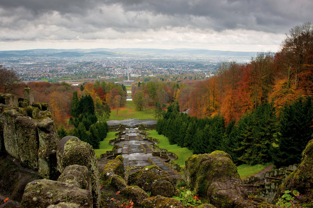 Bergpark Kassel Wilhelmshöhe
