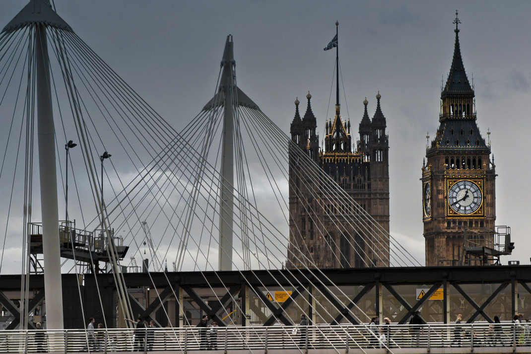 Big Ben, Westminster Abbey