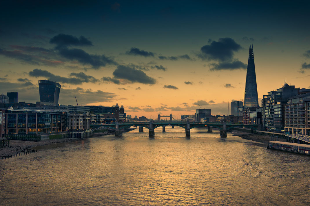 London, River Thames, Sebastian Kaps