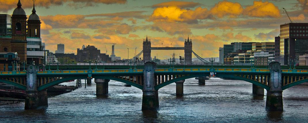 Fotoworkshop London, An der Themse entlang durch das Herz von London