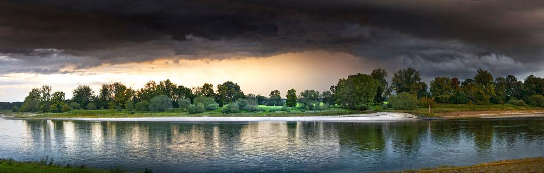 Elbe bei Dessau