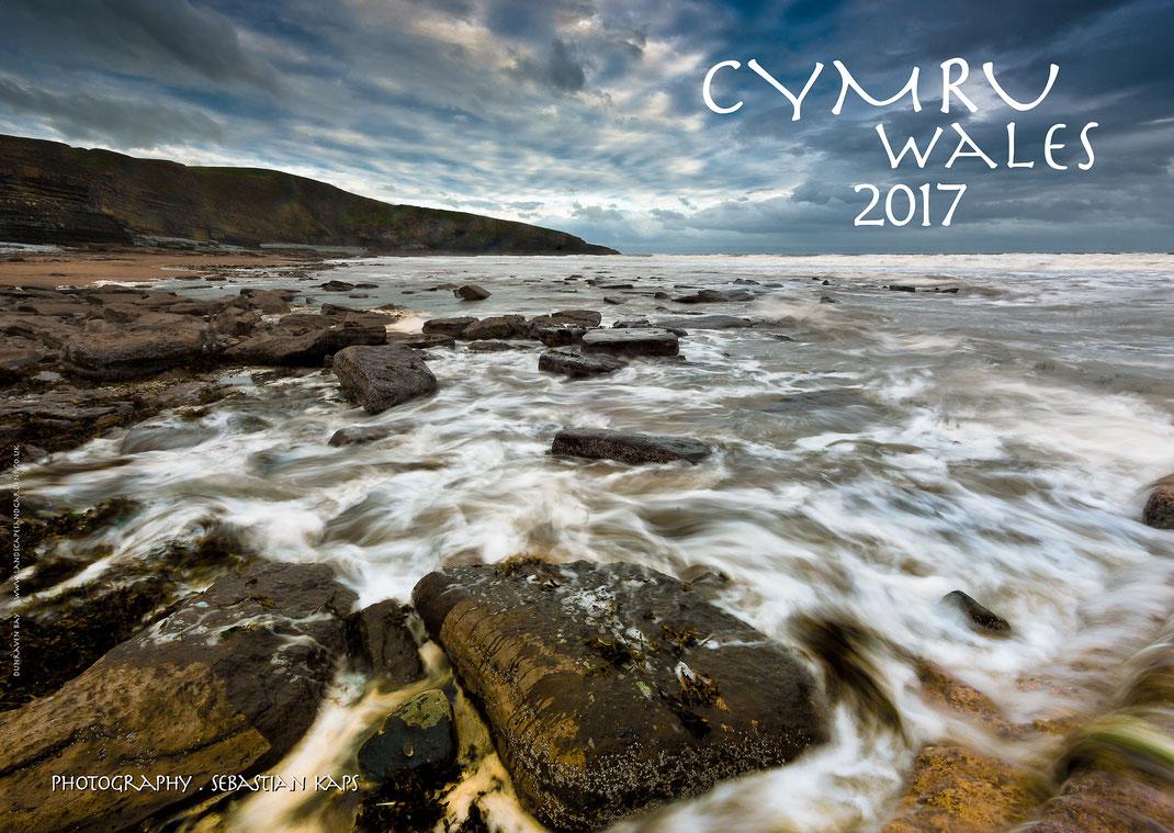 Calendar Wales 2017, wales calendar 2017, Cymru 2017