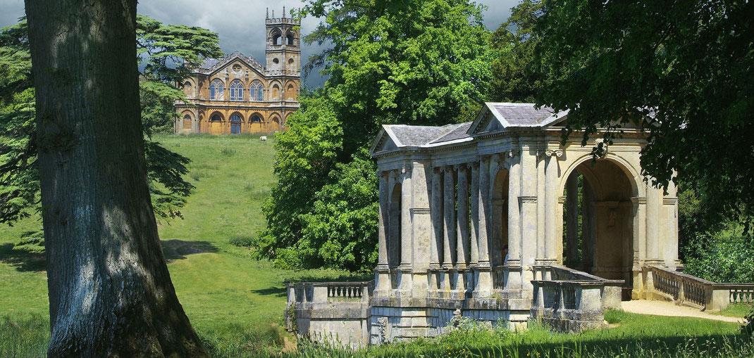 Fotoreise Gärten in Südengland, Stowe Landscape Garden