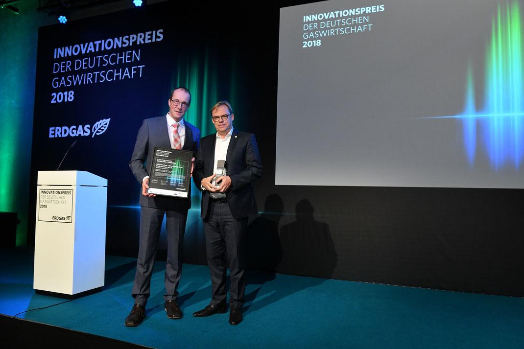 AIDAnova erhält den Innovationspreis // © Claudius Pflug