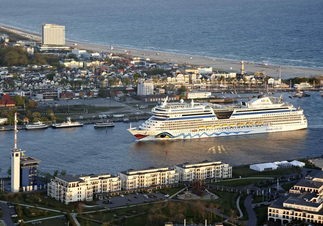 Aktueller Reisehinweis AIDAblu // © AIDA Cruises