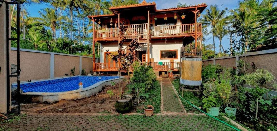 Pejeng villa dijual. Di jual villa di Ubud
