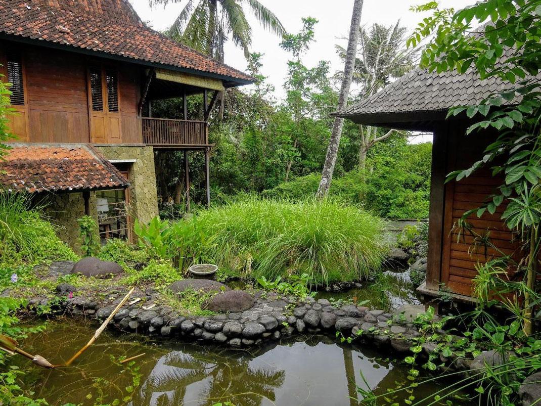 Sayan resor dijual. Di jual properti di Ubud