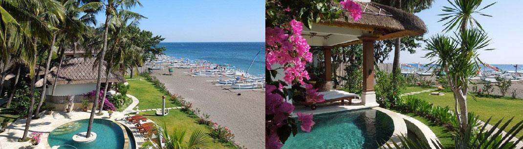 Bali timur hotel dijual. Di jual hotel di Amed