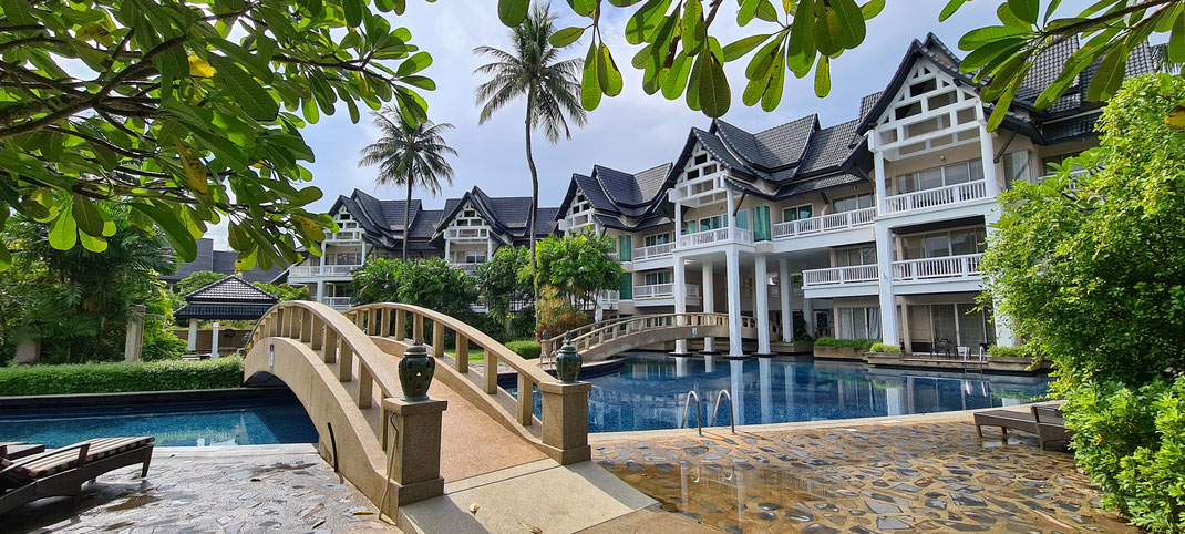 Angsana Laguna Resort and SPA