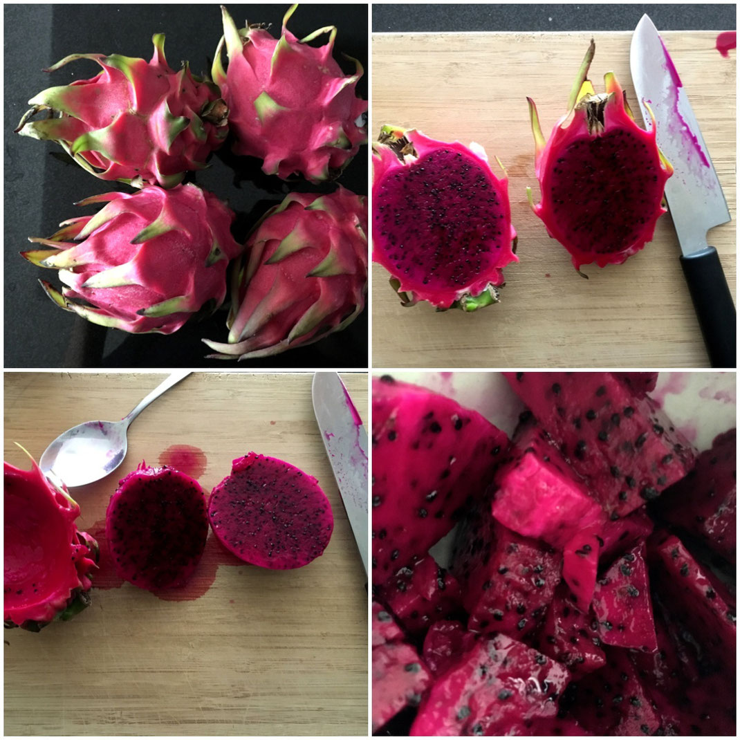 dragon-fruit by Alexandra