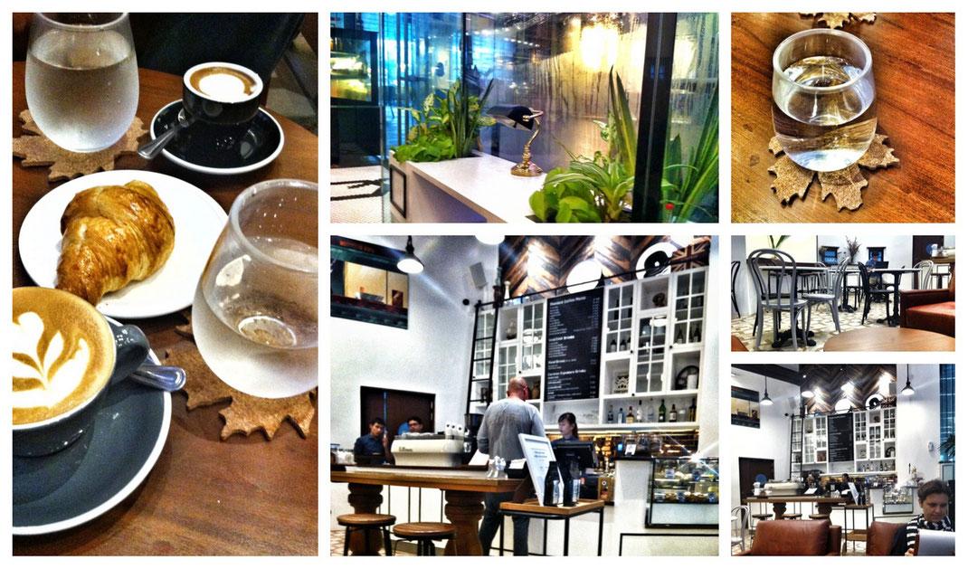 Caravan Cafe, Net Lima Building, BGC