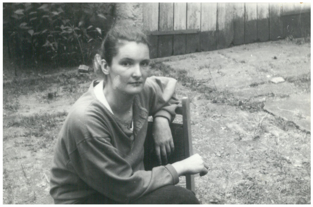 Lehnitz Sommer 1989