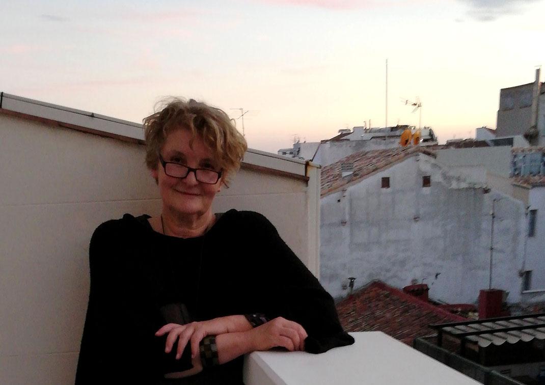 Porträt Heidrun Feistner