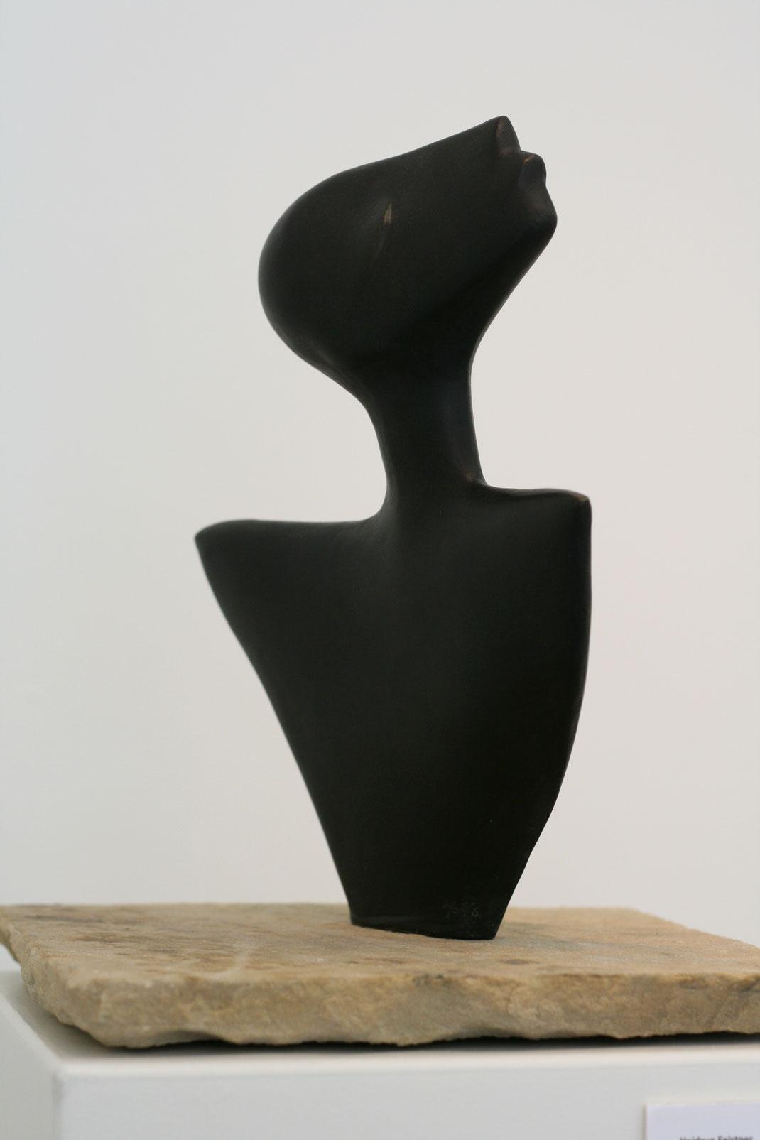 Luzifer / Bronzefassung / Engel der Geschichte / Foto HF