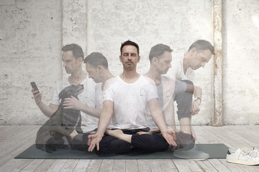 Ashtanga Yoga sorgt für mehr innere Ruhe