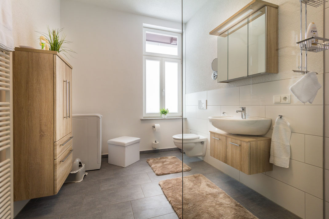 Das Badezimmer - hierschlafen2s Webseite!