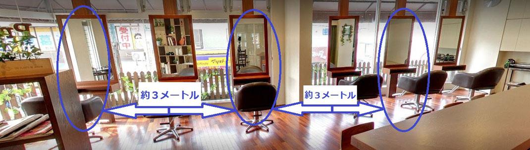 美容室プロロコロナ対策画像9