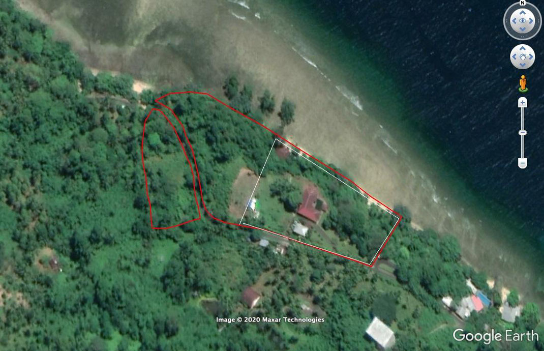 Villa for sale by owner in Sulawesi.