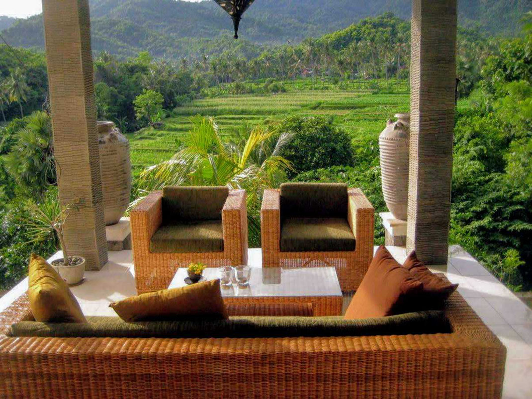 North Bali villa resort for sale with mountain views
